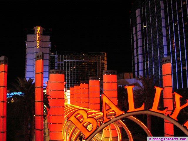 Las Vegas , Bally's