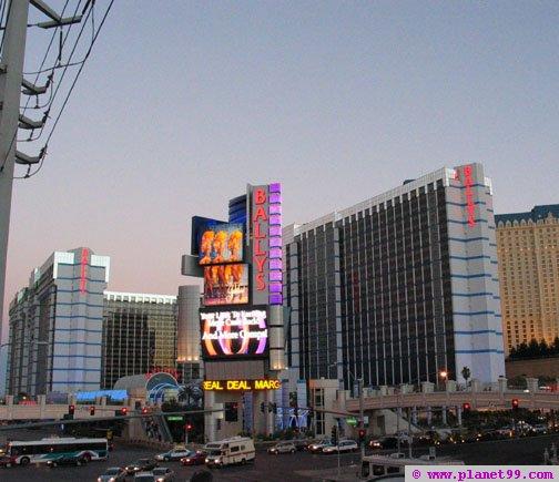 Bally's , Las Vegas