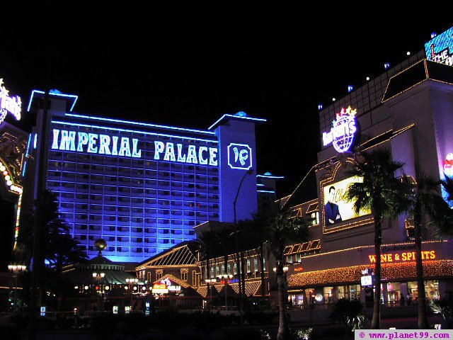 Casino hotel imperial las palace vegas are casino slot machines worth the gamble