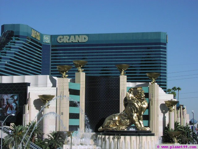 Las Vegas , MGM Grand