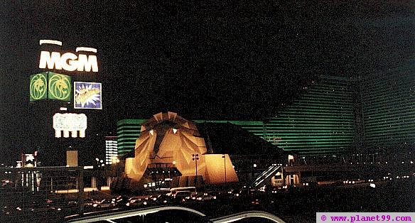 MGM Grand , Las Vegas
