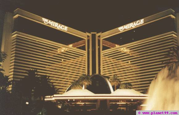 Las Vegas , Mirage