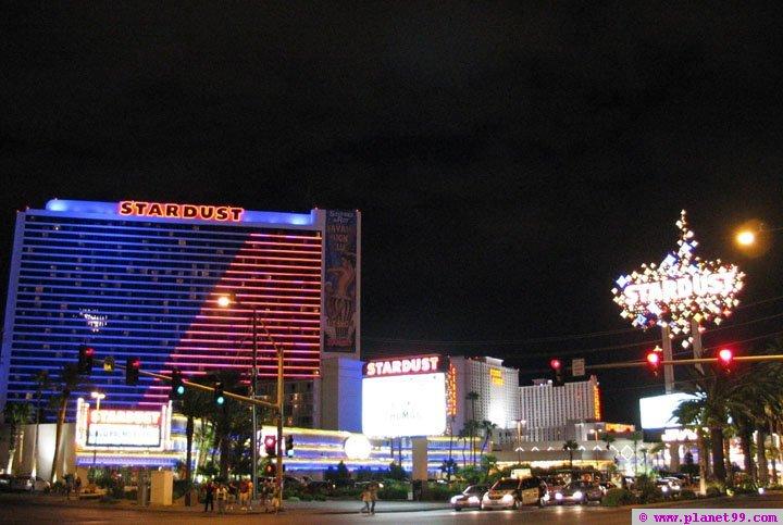 Stardust  , Las Vegas