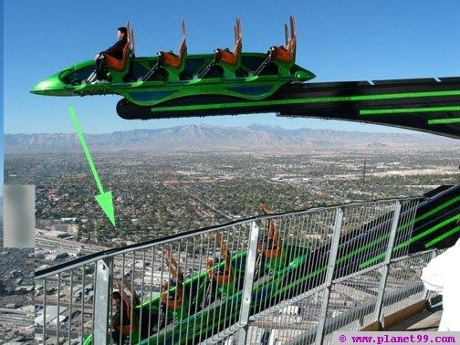 Stratosphere , Las Vegas