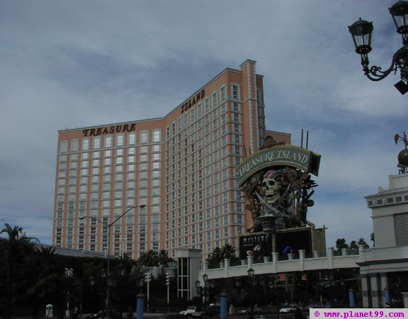 Las Vegas , Treasure Island - TI