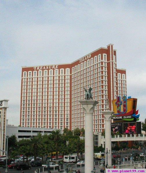 Treasure Island - TI , Las Vegas