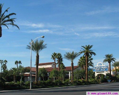 Alexis Park Resort , Las Vegas