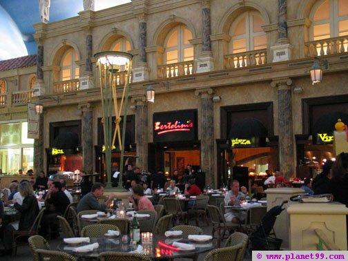 Bertolini's Trattoria , Las Vegas