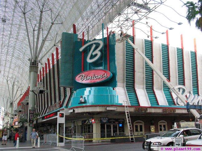 Binion's , Las Vegas