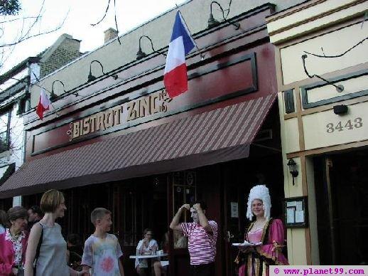 Bistro Zinc Cafe  , Chicago