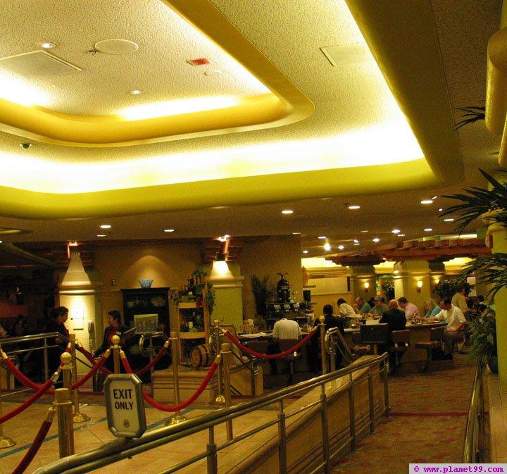 Buffet of Champions , Las Vegas