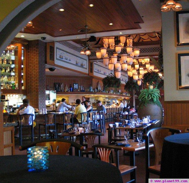 Buzio's Seafood Restaurant , Las Vegas