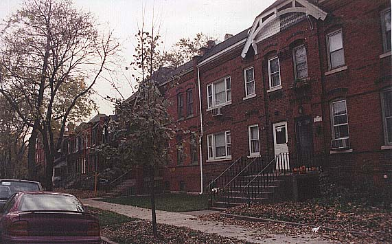 Pullman Historic District , Chicago