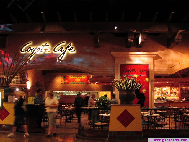 Coyote Cafe  , Las Vegas