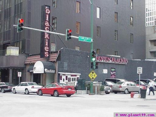 Chicago , Boston Blackie's