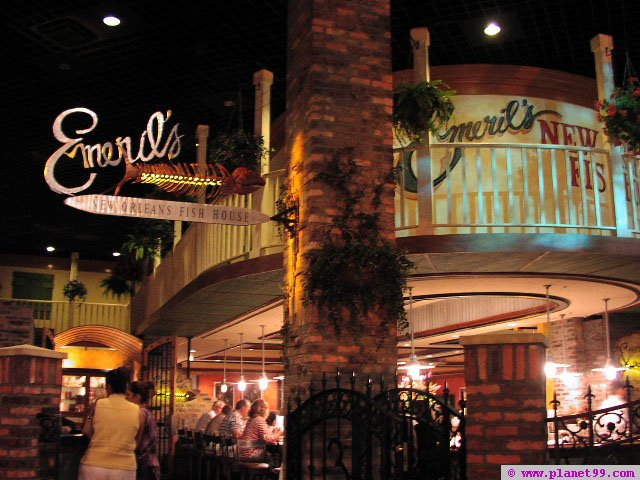 Las Vegas , Emeril's