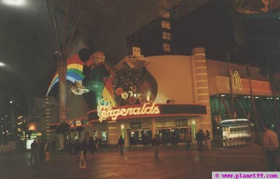 Fitzgerald's , Las Vegas