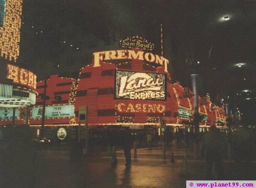 Fremont Hotel and Casino , Las Vegas