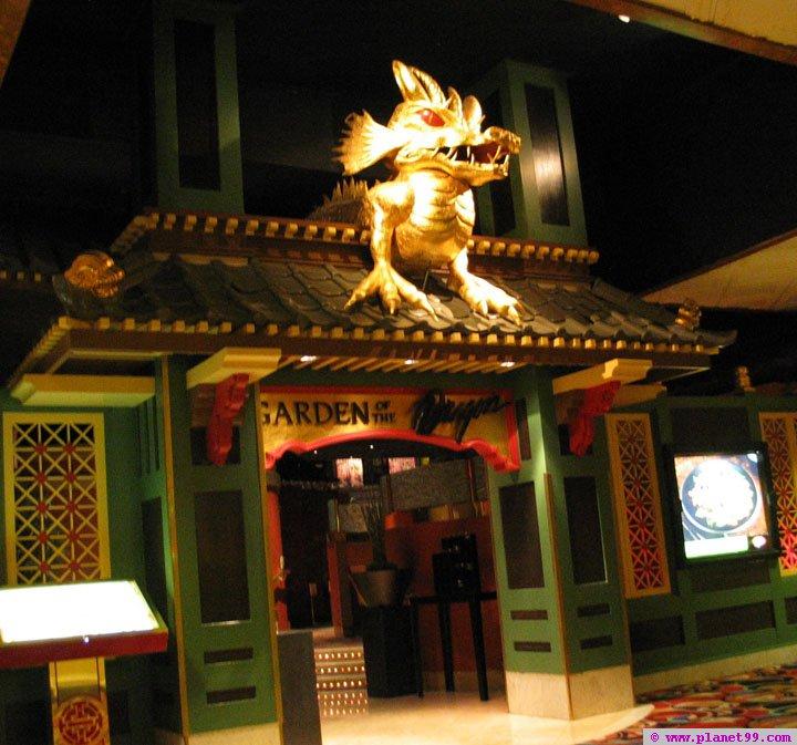 Garden of The Dragon , Las Vegas