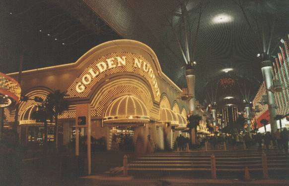 Golden Nugget , Las Vegas