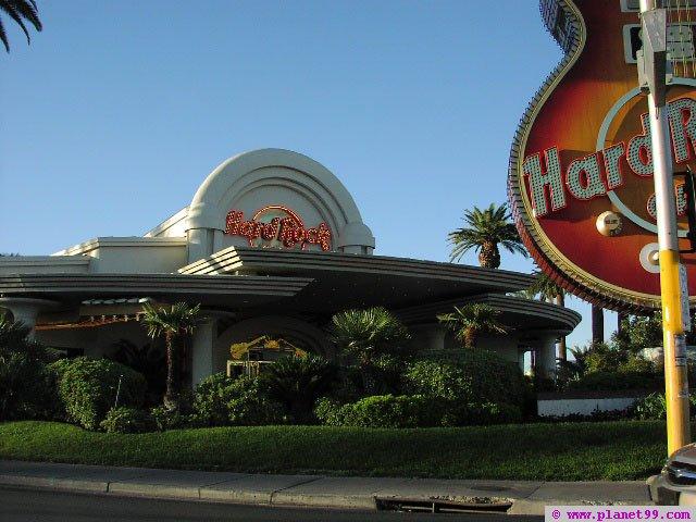 Las Vegas , Hard Rock Cafe