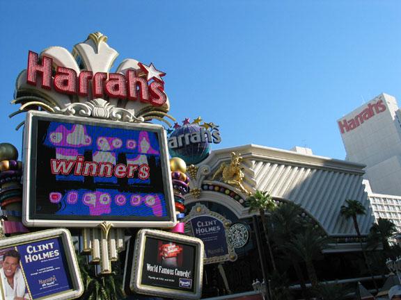 Las Vegas , Harrah's