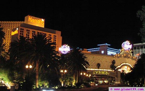 Harrah's , Las Vegas
