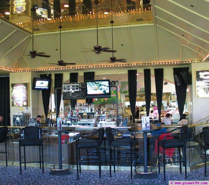 Island Buffet , Las Vegas