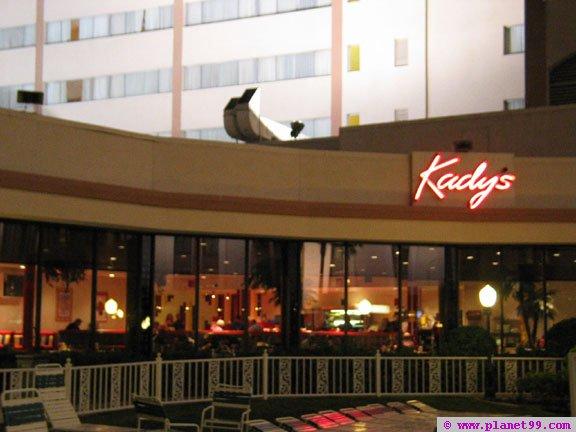 Las Vegas , Kady's Coffee Shop