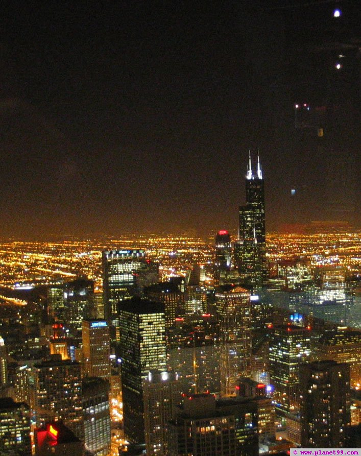 Sears Tower , Chicago