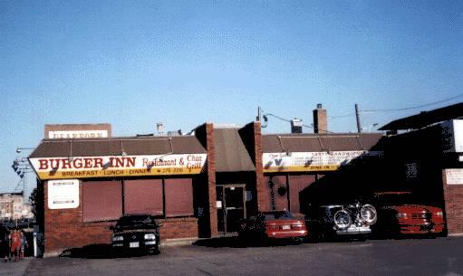 Burger Inn , Chicago