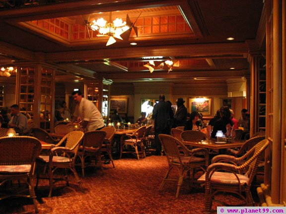 Kristofer's Steak House , Las Vegas