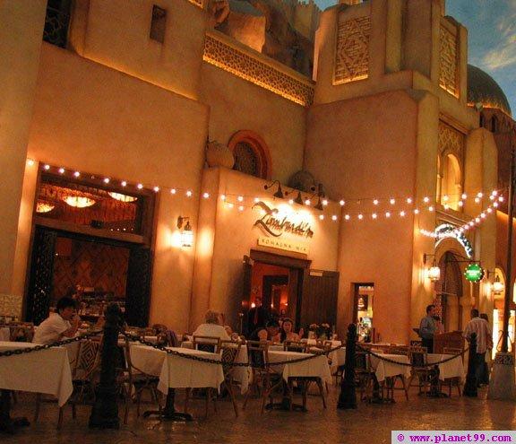Lombardi's Restaurant , Las Vegas