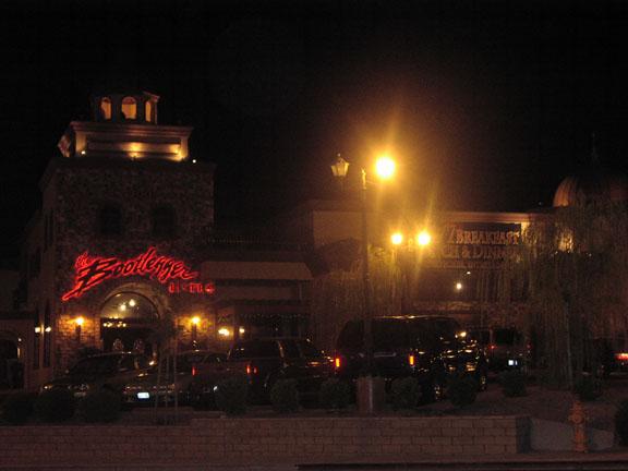 Bootlegger Bistro , Las Vegas