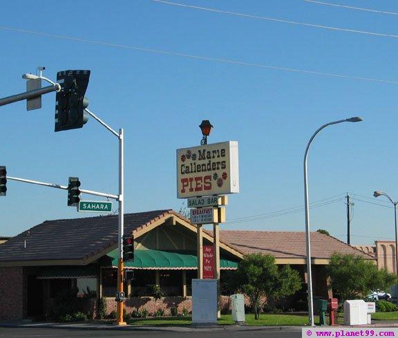 Marie Callender's , Las Vegas