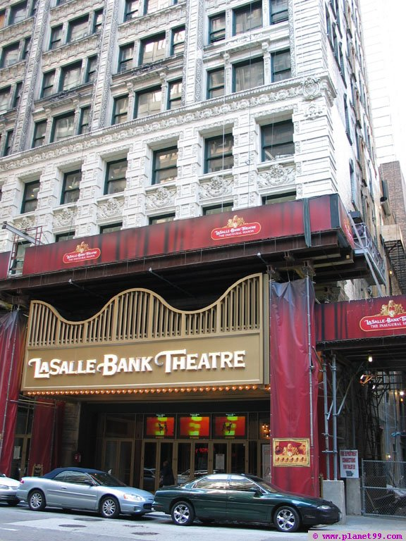 LaSalle Bank Theatre , Chicago