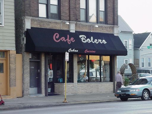 Chicago , Cafe Bolero