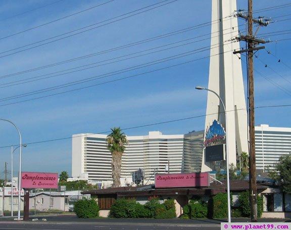 Las Vegas , Pamplemousse Restaurant