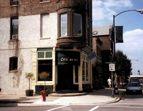 Cafe Du Midi  , Chicago