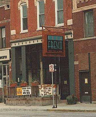 Cafe Fresco  , Chicago