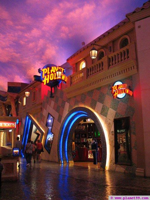 Planet Hollywood , Las Vegas