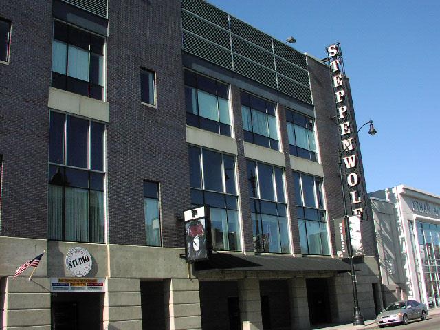 Steppenwolf Theatre Company , Chicago