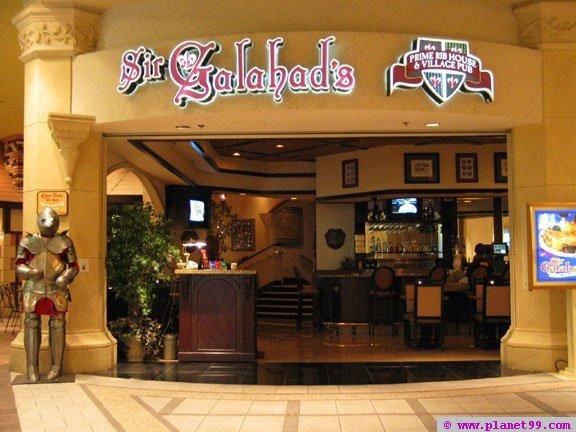 Sir Galahad's-Prime Rib House , Las Vegas