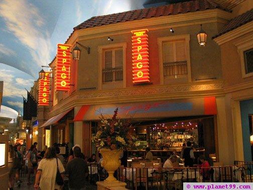 Spago of Las Vegas , Las Vegas