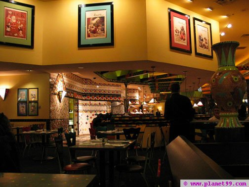 Wolfgang Puck Cafe , Las Vegas