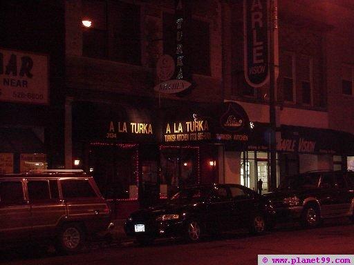 A La Turka  , Chicago