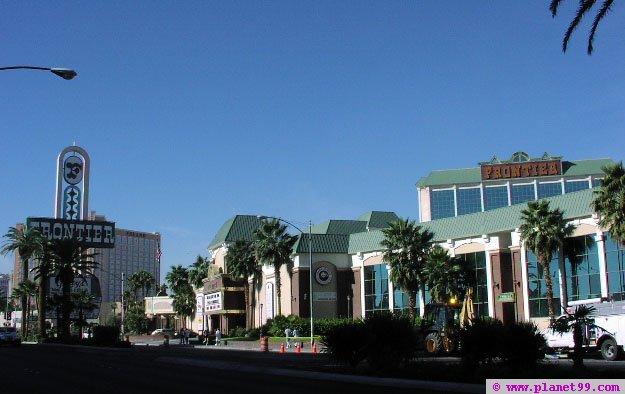 New Frontier , Las Vegas