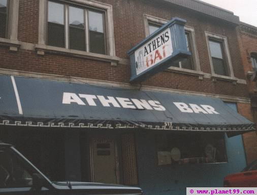 Athens Lounge , Detroit