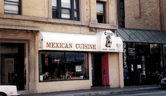 Chicago , Cesar's Mexican