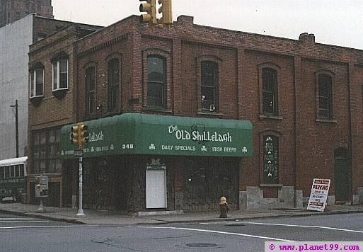 Detroit , Old Shillelagh